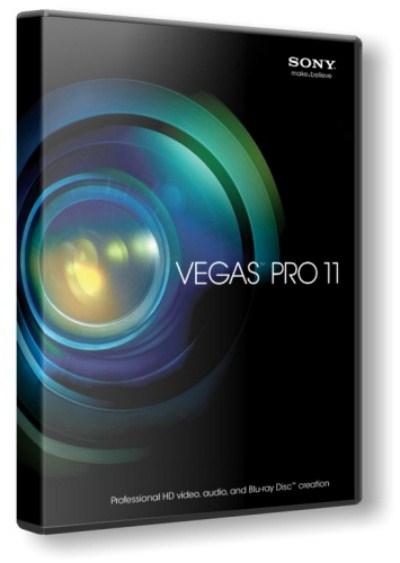 Sony Vegas Pro 11 0